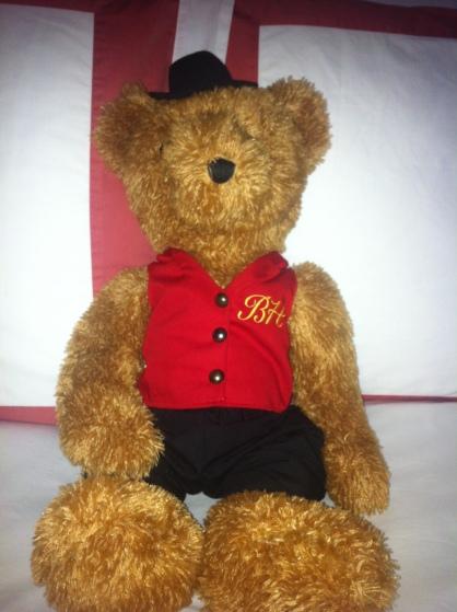 Bowery Hotel Bear